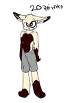 Rabbit Adoptable CLOSED by SleeplesslyDreaming