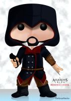 Peter as a Funko Pop! by UmbreoNoctie