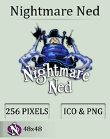 Nightmare Ned Icon by UltimateAoshi