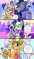 Part Three: Mind Your Somepony Manners by Aurora-Chiaro