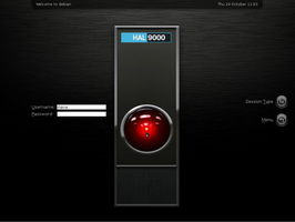 Hal9000 Kdm by Forlinux