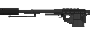 M13 Omni-rifle Velocity booster. by Sapphire-industries