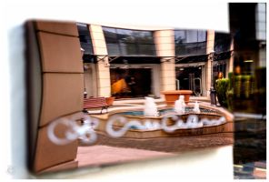 Mall Out of Focus by etsap