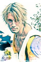 Tidus - Final Fantasy X by Lu1-g