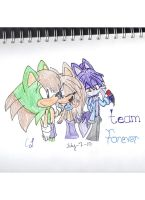 Team Forever by CristinaTH