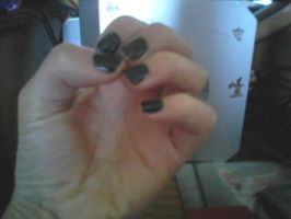 New Nails. C: by choco-latte-squirrel