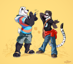 Canadian Pandurrs by super-tuler