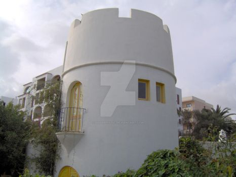 Ibiza 2011 tower part 1 by dogartistic