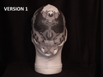 Moving Inkblot Mask Version 1 by Chromonite