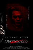 Sweeney Todd Movie Poster 14 by scionjon