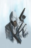 Assassin's Creed 3 by SleepyClouds