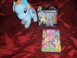 MLP Friendship Is Magic Collection by ShinyToyDinosaurs