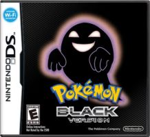 Box Pokemon Black by hiroKojiro