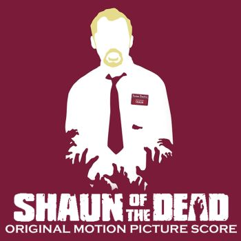 Shaun of the Dead Album art by thedrbean