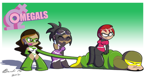 Chibi Omegals by gamepal