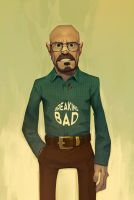 Walter White by MaxGrecke