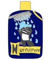 Hufflepuff, soap by 0stb