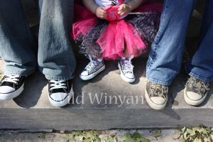 On the Court House Steps by WildWinyan