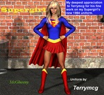 Time for Supergirl by McGheeny