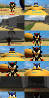 Sonic X Shadow series Pg.2 by SonicInflationLover