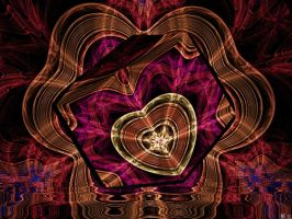 Heart Shaped Box by FracFx