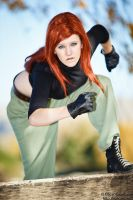 Kim Possible to the rescue! by ocwajbaum
