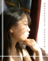 looking out the window by Amaranthia