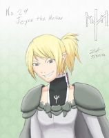 Jeynn the Hellion by AiZhaoDao