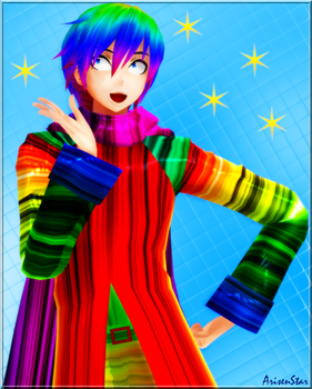 Kaito Is Fabulous by ArisenStar