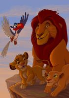 Ode To The Lion King by NostalgicChills