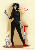 Terezi by 7Lisa
