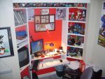 Typical Artists Desk by sonicboom53