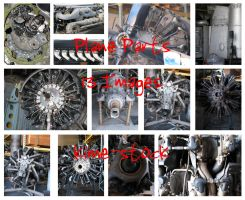 FOF - Plane Parts by kime-stock