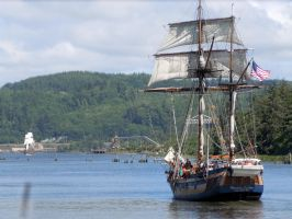 Aberdeen Tall Ships by mebyrne57