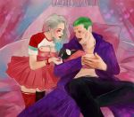 Joker and Harley by Everybery