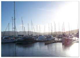 Knysna Waterfront 2 by Ansie-Ans