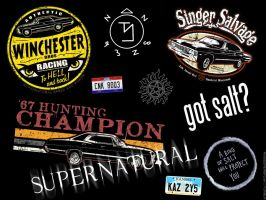 Supernatural Randomness by the-impalas-backseat