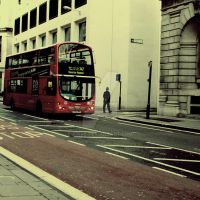 London Street by xTive