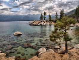 Sand Harbor130807-60 by MartinGollery