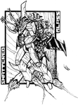 Shattered Glass Lutrex by Laserbot