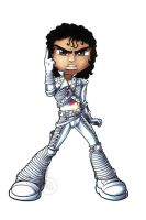 SD Captain Eo colors by Bee-chan