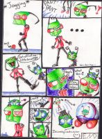CE: Crag Comic by cassiethelobaXD