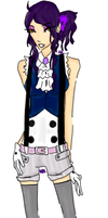Lynn - KH2 COMMISH by WickedlyxInsane