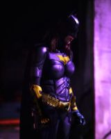My UPDATED NOLANIZED Classic Batgirl  by Kal-el4