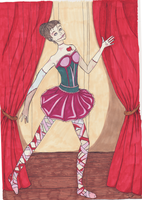 Marionette by issabissabel
