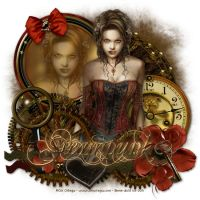 Steampunk Time by biene239