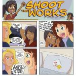 Shoot the Works ep 6: The Sound of Silence. by Djeroon