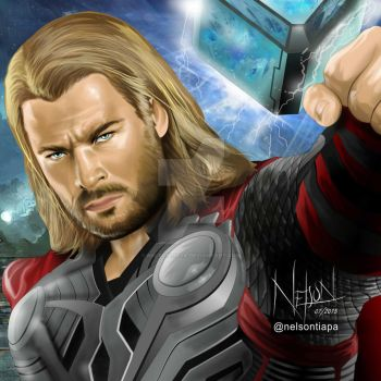Thor by nelsontiapa
