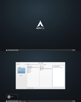 My old ArchLinux III by Juanma90