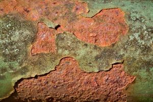 Rusty Metal 05 by Limited-Vision-Stock